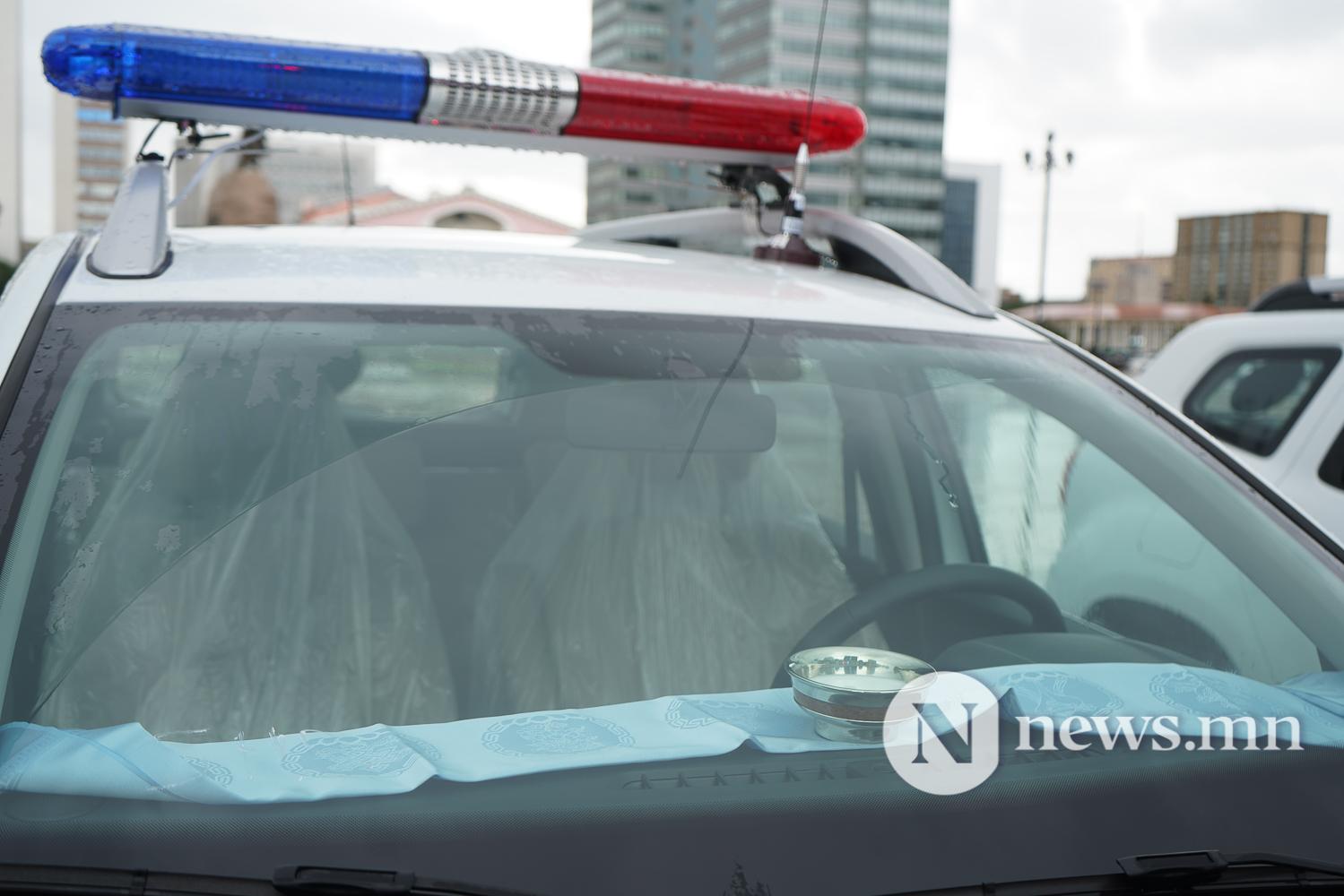 Нийслэлийн эрүүл мэнд, цагдаагийн байгууллагад 92 автомашин гардуулж байна (30 of 45)
