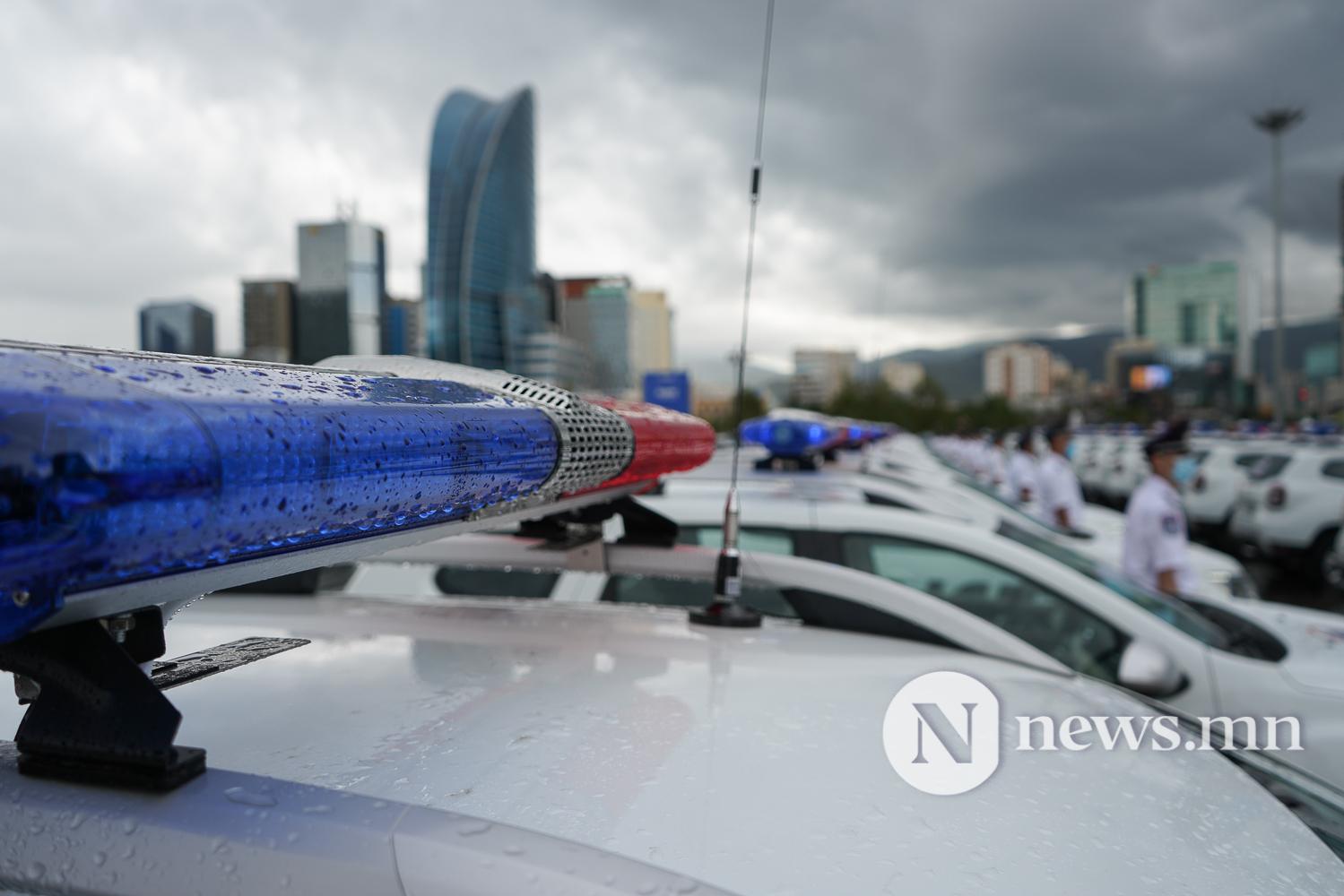Нийслэлийн эрүүл мэнд, цагдаагийн байгууллагад 92 автомашин гардуулж байна (44 of 45)
