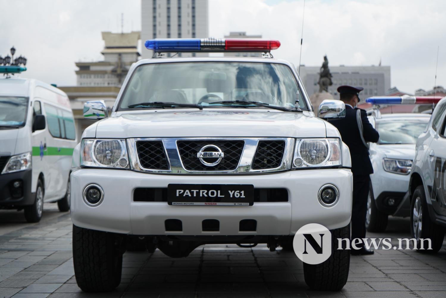 Нийслэлийн эрүүл мэнд, цагдаагийн байгууллагад 92 автомашин гардуулж байна (6 of 45)