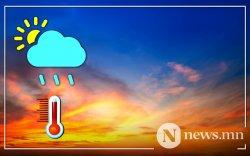 Улаанбаатарт 18-20 градус дулаан байна