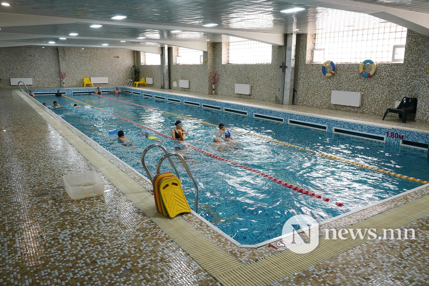 Усан спорт сургалтын төвүүд (1+ of 20)