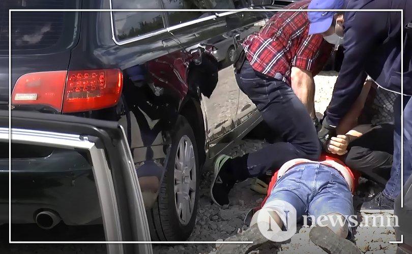 Украины босогчдын удирдагчийг хулгайлах гэсэн этгээдүүдийг баривчилжээ