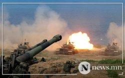 Хятадын дарамтын эсрэг Тайвань цэргийн зардлаа нэмэгдүүлэв