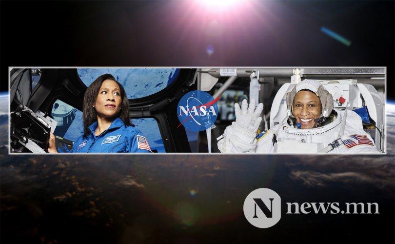 """""""Boeing""""-ийн анхны сансрын хөлгөөр зорчих эмэгтэй нисгэгчийг зарлалаа"""