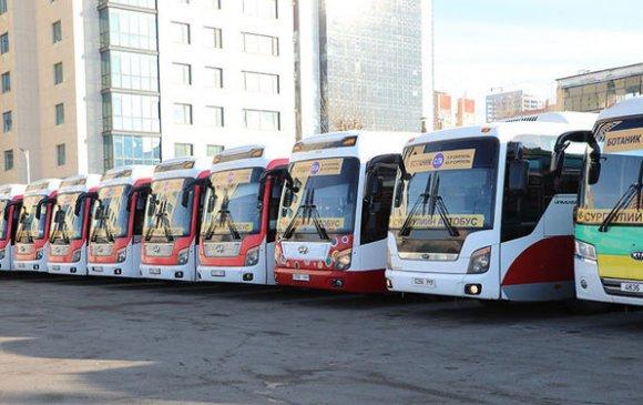 Автобусыг цахилгаан хөдөлгүүртэй болгох санал гаргав