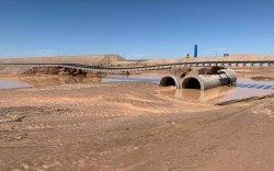 Б.Түвшинжаргал: Үндсэн далан биш түр зам үерт угаагдсан