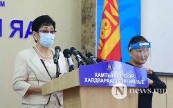 А.Амбасэлмаа: Сovid-19 халдвар 14 хүнээс илэрсэн нь гэр бүлийн хавьтлууд