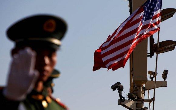 Хятад улс АНУ-д эсэргүүцлээ илэрхийлэв