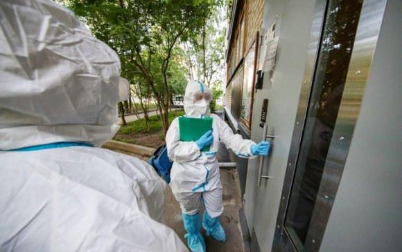 ОХУ: Ненец, Хойд Осетид коронавирусийн халдвар хамгийн бага бүртгэгджээ