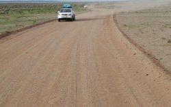 Сайншанд-Хамарын хийд чиглэлийн түр зам ашиглалтад оров