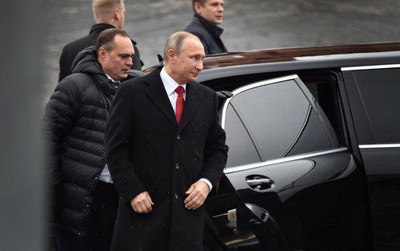 Путины хөрөнгө орлогын мэдүүлгийг ил болгожээ