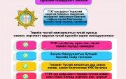 Инфографик: Төрийн тусгай хамгаалалтын тухай хуульд өөрчлөлт оруулах тухай танилцуулга