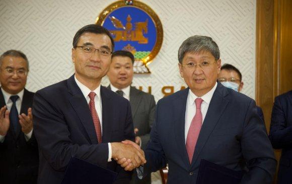 Боомтын гаалийн хяналт шалгалтын тоног төхөөрөмж авахад 600 сая юанийн буцалтгүй тусламж олгоно