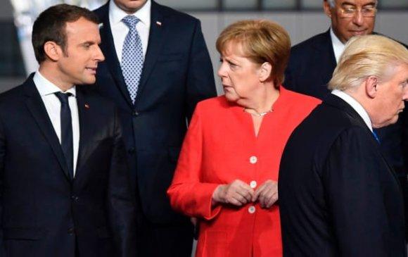 Франц, Герман улсууд АНУ-аас нүүрээ буруулав