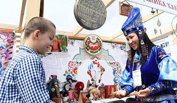 Оросын болох Хакасийн соёлыг харуулсан 3D үзэсгэлэн нээгдэнэ