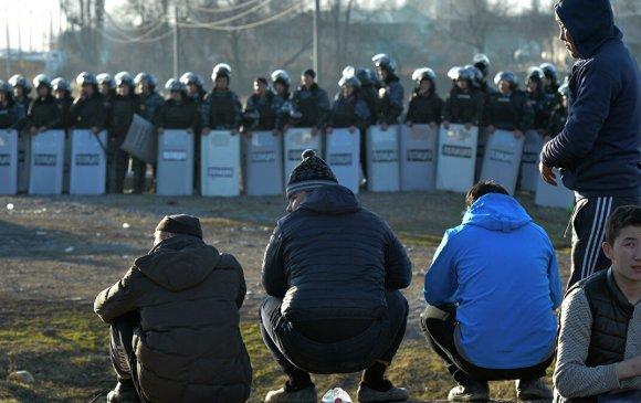Орос дахь Киргиз болон Узбекистаны иргэд нутаг буцаж эхэллээ
