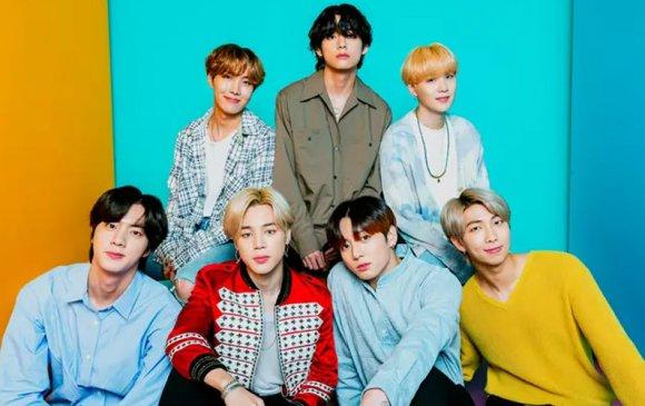 BTS хамтлагийн шинэ дуу рекорд эвдлээ