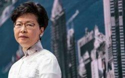 АНУ Хонгконгийн захирагчийн эсрэг хориг тавив
