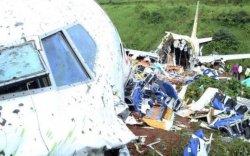 Энэтхэгийн Кералад осолдсон онгоцны хар хайрцаг олджээ