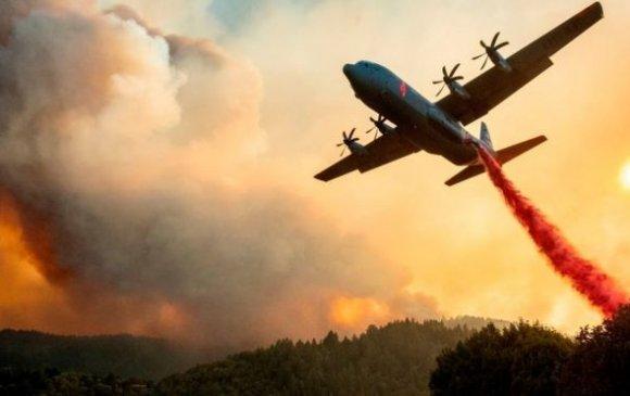 АНУ-ын Калифорни муж түймэрт автжээ