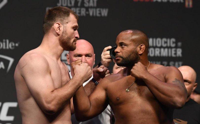 UFC: Миочич, Кормьер нарын тулаан шилдэг нь болох уу?