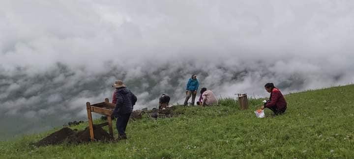 Хориг ууланд археологийн судалгааны баг ажиллана
