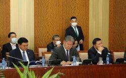 Монгол Улсын Засаг захиргаа, нутаг дэвсгэрийн нэгж, түүний удирдлагын тухай төслийг хэлэлцлээ