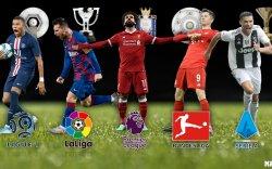 Тойм: Европын хөлбөмбөгийн топ таван лиг өндөрлөлөө