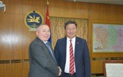 Монгол, Казахстаны хамтын ажиллагааг өргөжүүлэх талаар хоёр тал санал солилцлоо