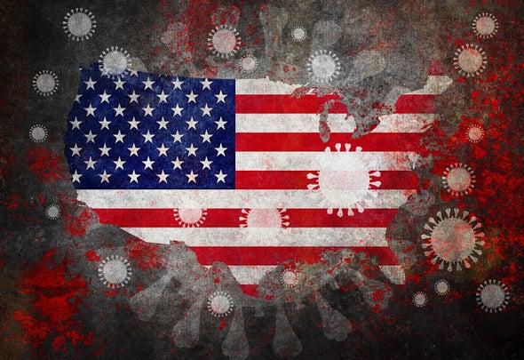 Коронавирус америкчуудын нас баралтын гурав дахь том шалтгаан болжээ