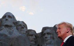 Цагаан ордон Рашмор ууланд Трампыг мөнхлөхийг өмнөд Дакотагаас хүссэн