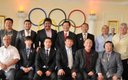 Танин мэдэхүй: Монгол Улс олимпийн түүхэнд