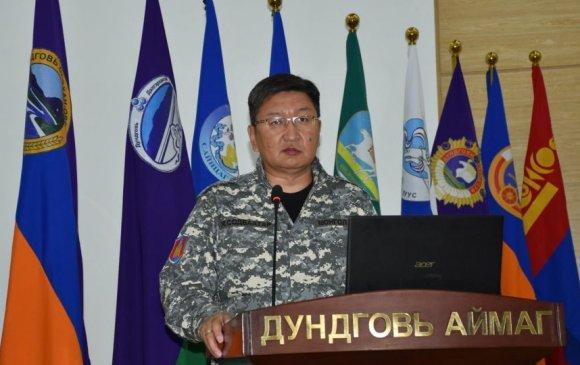 Монгол Улсын Шадар сайдаар ахлуулсан ажлын хэсэг Дундговь аймагт ажиллав