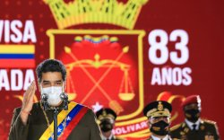 Мадуро: Би ОХУ-ын вакциныг тариулсан анхны венесуэл болно