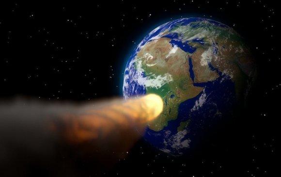 Солир дэлхийтэй хамгийн ойрхон зөрсөн тохиолдол бүртгэгджээ