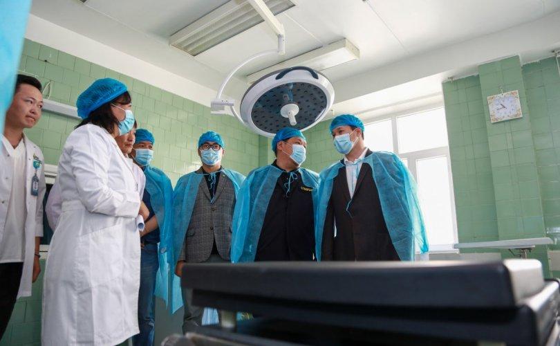 ЭМЯ: Багануур дүүргийн эмнэлэгт УХТЭ болон ГССҮТ-ийн тусламж, үйлчилгээг үзүүлдэг болно