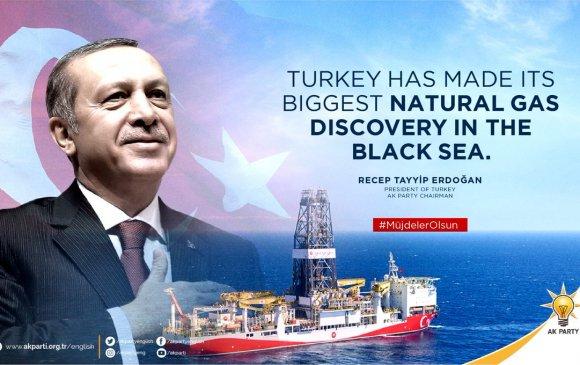 """Хар тэнгис дэх """"Туркийн Газпром"""""""