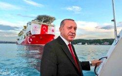 Турк улс байгалийн хийн том нөөц илрүүлжээ