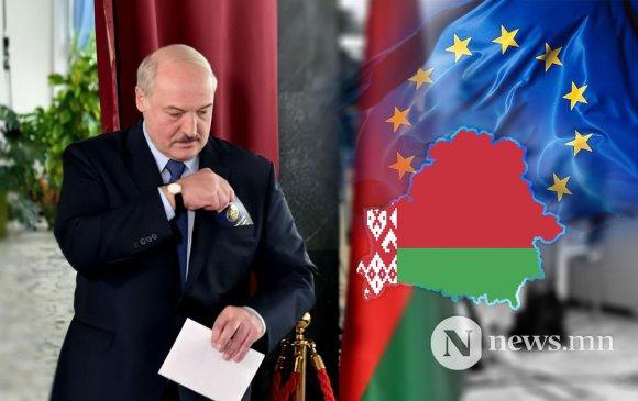 Беларусь Европын холбооноос нуугдахын тулд интернэтээ таслав