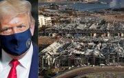 Трамп дэлбэрэлтийн гамшигт өртсөн Ливанд тусална