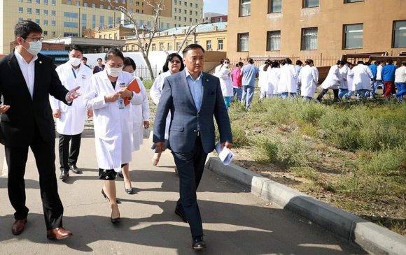 """УИХ-ын гишүүн Ж.Чинбүрэн газрын """"дайн""""-д мордов"""