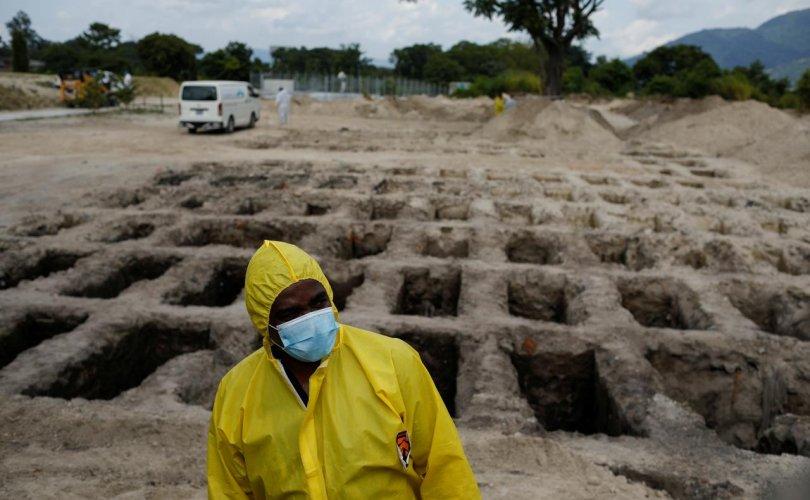 Коронавирусийн халдвараар 15 секундэд нэг хүн нас барж байна