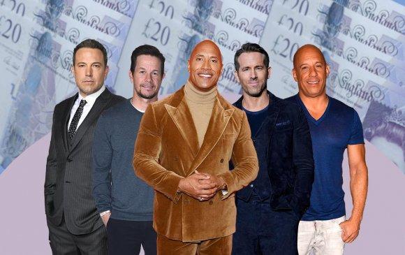 Форбс: Хамгийн өндөр орлоготой эрэгтэй жүжигчид