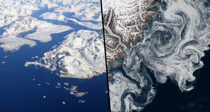 26 жилийн дотор 28 триллион тонн мөс хайлжээ