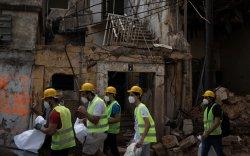 Холбооны мөрдөх товчоо Бейрутын дэлбэрэлтийг шалгана