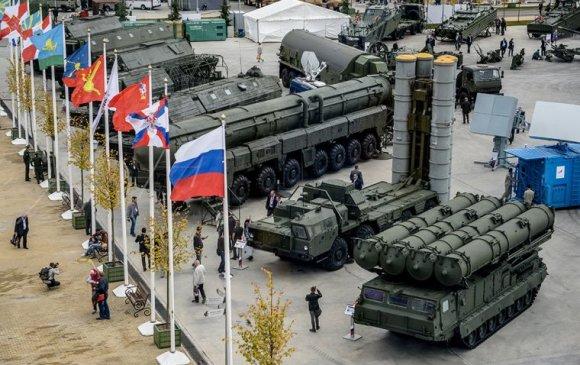 """""""Армия 2020"""" олон улсын цэрэг-техникийн форум эхэллээ"""