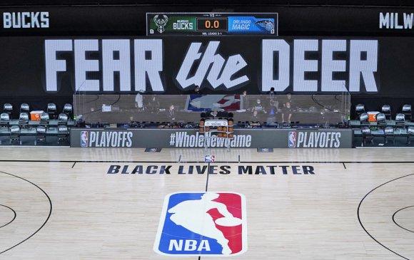 NBA-ийн тамирчид ажил хаялт зарлалаа