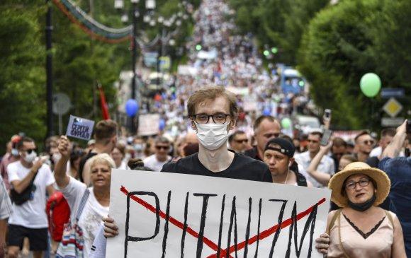 Оросын алс Зүүн хязгаарт өөрчлөлтийн салхи босов