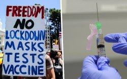 Америкчуудын гуравны нэг нь коронавирусийн вакцин үнэгүй байсан ч тариулахгүй гэжээ