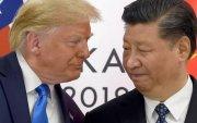 Трамп: Би уг нь Ши Жиньпинд сайн байсан юм